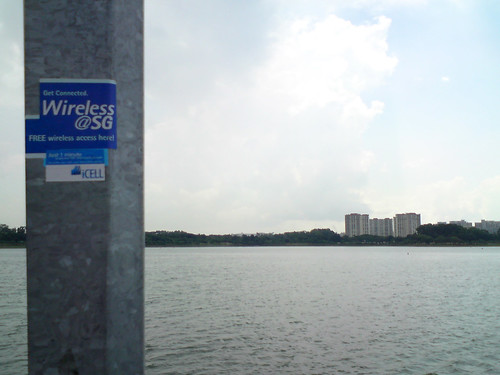 Bedok Reservoir by chinnian, on Flickr