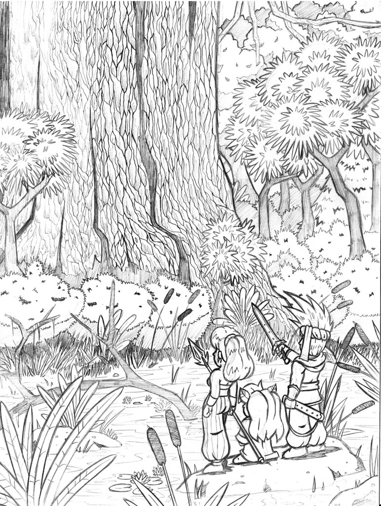 Mana Tree Pencils