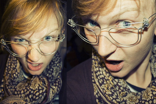 Glasses (pre-wool)