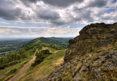 England: Worcestershire - Malvern Hills (Tim Blessed) Tags: uk sky nature clouds landscapes countryside scenery hills worcestershire malvernhills singlerawtonemapped