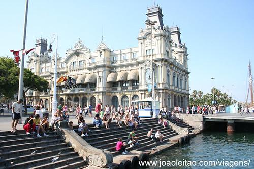 Viagem Barco Barcelona Catalunha Espanha