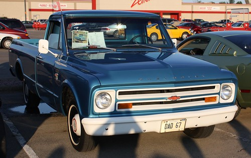 Flickriver Photoset Chevrolet Truck 1967 By Carphoto