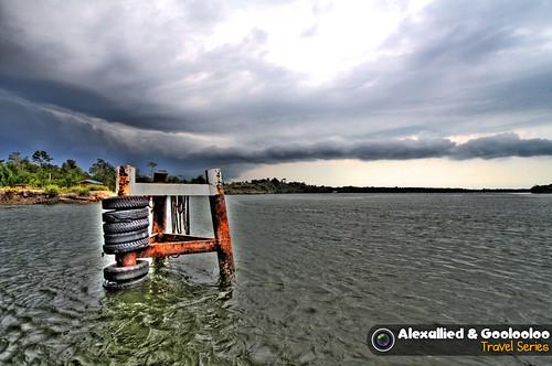 Lundu Ferry