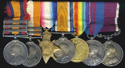 British Army Medals G-Welch---Delhi-Durbar