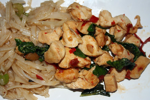 Thai Basil Chicken 3
