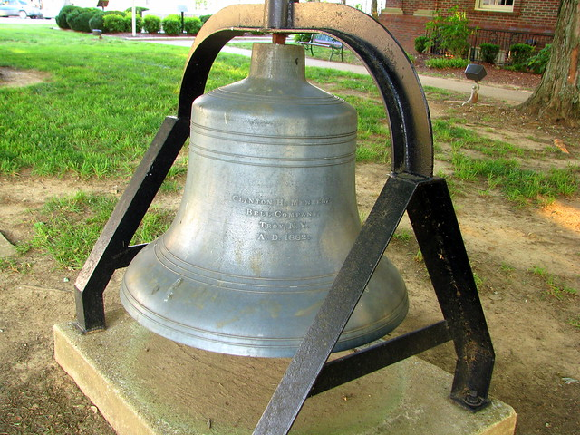 Lincoln County Bell
