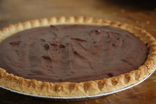 Chocolate Overkill Pie