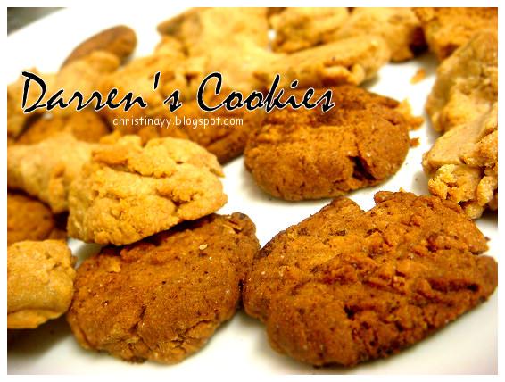 Potluck Sunday: Cookies