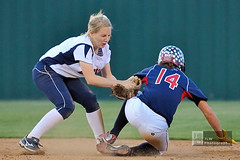 ALLEN_04-20-10_185744_02_32_4x6_web (chemisti) Tags: sports hit nikon texas mud action slide run highschool dirt catch strike softball boyd athlete advance score fastpitch throw bunt mckinney d300 runningbases mckinneyboydsoftball nikkor80200mmf28dedifafs