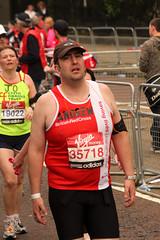 Virgin London Marathon 2010 (42run) Tags: 35718 lm10 42run