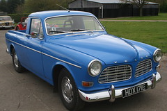 Volvo Amazon Pick-up