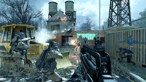 Modern Warfare 2 Stimulus Package for PS3