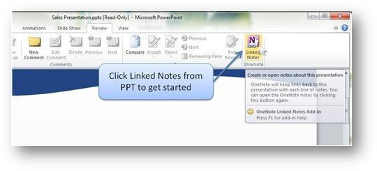 onenote 2010: linked note taking extension for firefox | ditii, Powerpoint templates