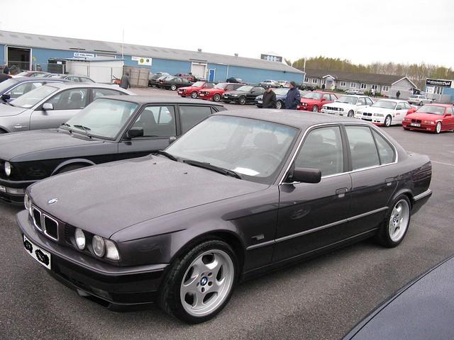 cars bmw v8 540 e34 5series 540i 5er