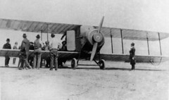 Dayton Wright OW-1 (San Diego Air & Space Museum Archives) Tags: sdasm aviation aeronautics aircraft airplane biplane daytonwright daytonwrightow1 ow1