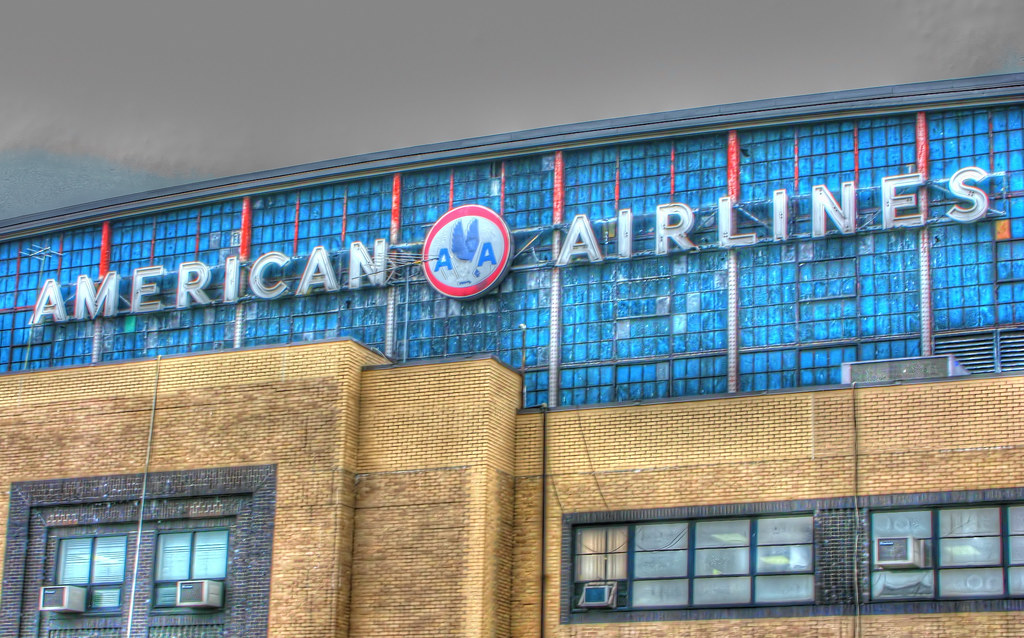 American Airlines Hangar at Laguardia Airport