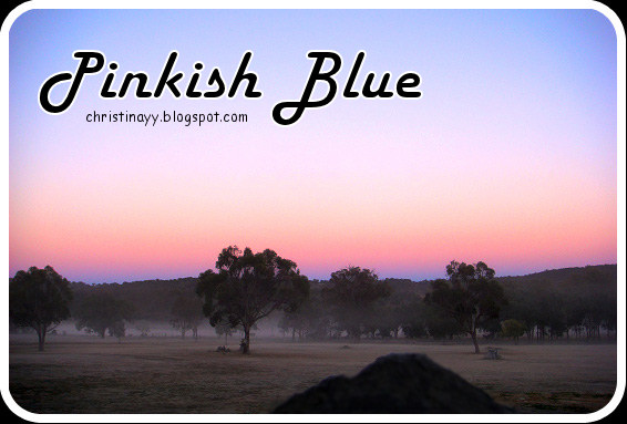 Stanthorpe: Pinkish Blue Sky