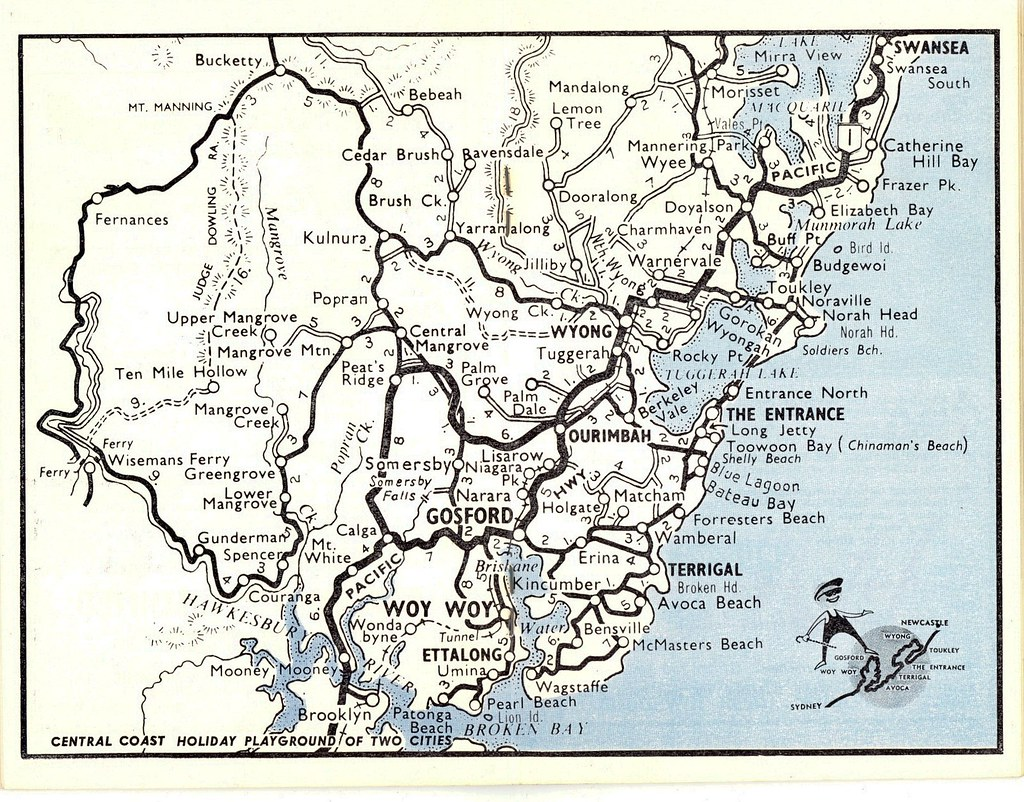Map Of Central Coast Nsw The World's Best Photos of gostalgia and terrigalnsw   Flickr Hive