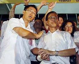 Wong Ho Leng 516 Sibu