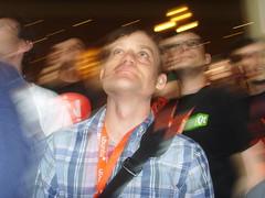 Matthew Paul Thomas (mpt) behind me at the Photo