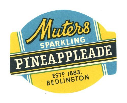 Muter's Sparkling Pineappleade by adambangor