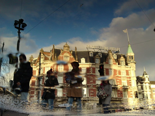 Reflections Of Amsterdam - The Pathfinder