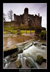 Laugharne Coran Stream (Sean Bolton (no longer active)) Tags: castle wales carmarthenshire stream cymru carwash brook wfc laugharne coran welshflickrcymru wfclaugharne2009