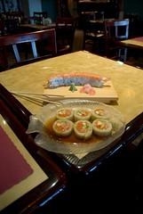 crazy sushi rolls