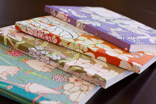 Jill Bliss Mini Journals