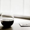 sometimes wine is like an old love letter (*Peanut (Lauren)) Tags: bw still wine nikkor50mmf14 stemlesswineglass lovelyarchive