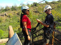 Zip Line Outing in Maui