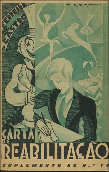 Roberto Nobre, Carta de Reabilitação, 1929