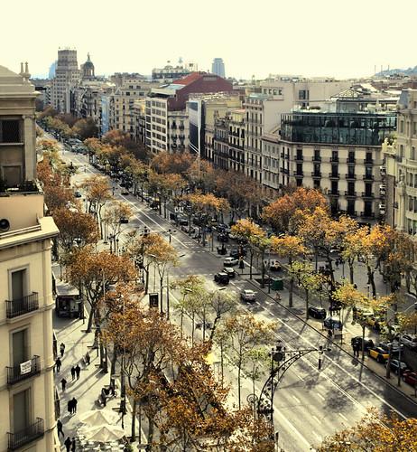 10 mejores lugares para visitar en Barcelona