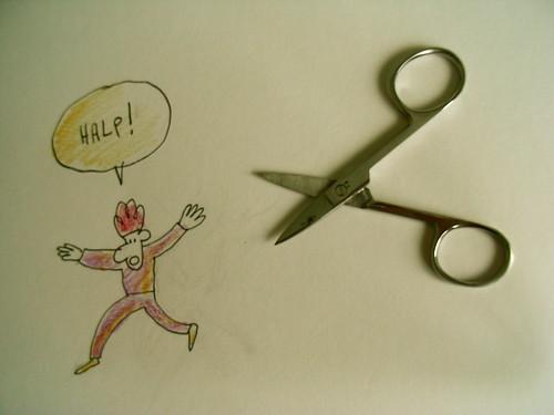 Runs From Scissors