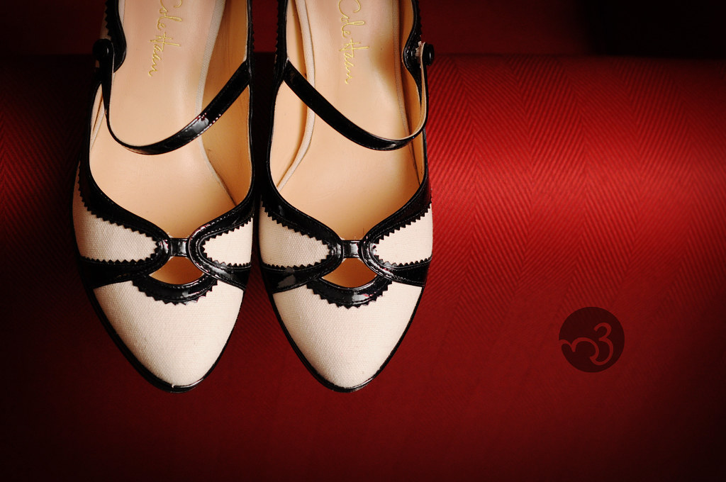 Red & Black Wedding, The Shoes