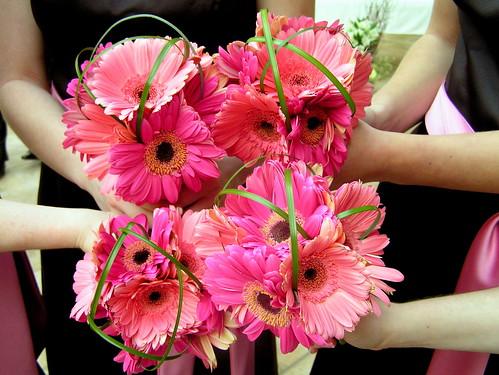 Wedding themes Pink Weddings