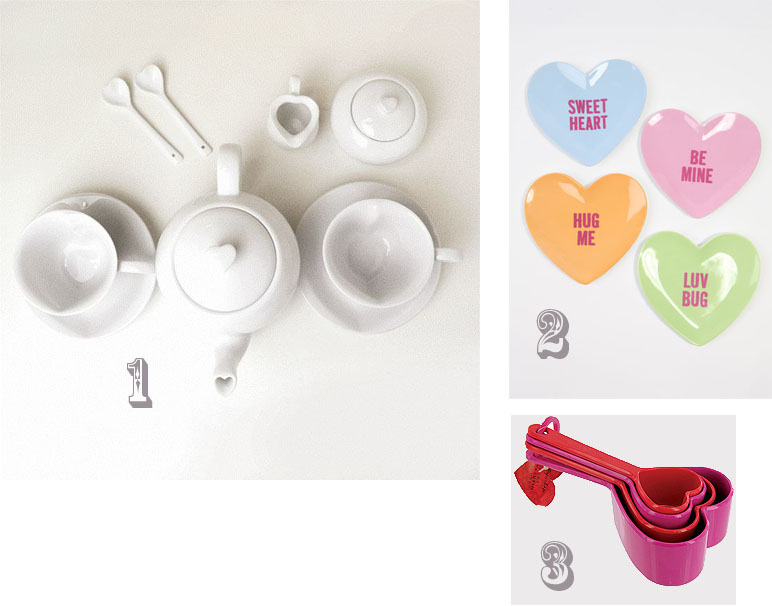 Valentine Gifts for a Domestic Goddess