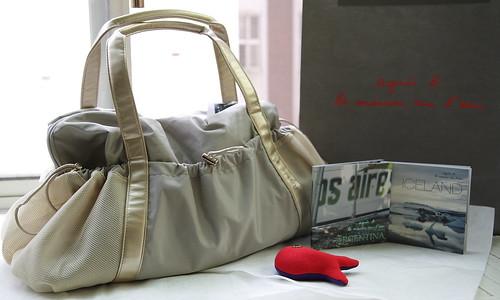 包包&贈品們