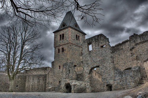 Frankenstein's Castle. Photo by Yvo Geis