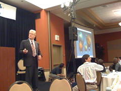 Sir Ken Robinson at ITSC 2009