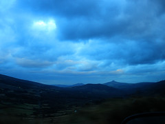Our Sunday drive (Glencree, Powerscourt Mountain, etc..)