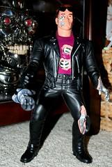 Rah's Valentine Day Gift (Ripbud) Tags: robot arnold 1991 kenner cyborg terminator t2 endo endoskeleton