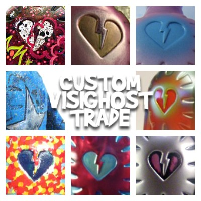Custom Visighost Trade