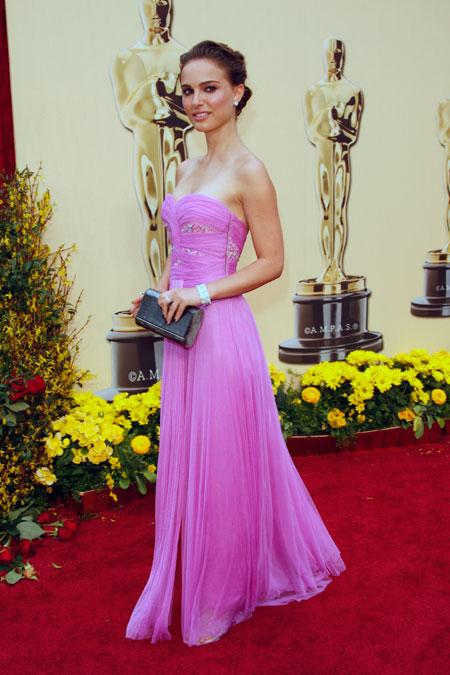 Premios Oscar Natalie Portman