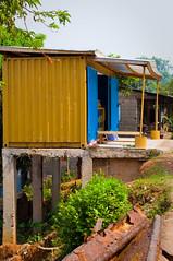 Stilted (unipus) Tags: africa sierraleone freetown congotown