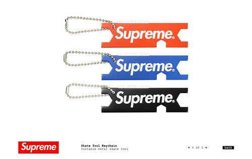 Supreme 2009 S/S