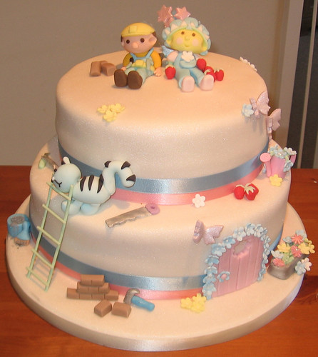 Fifi and Bob Cake