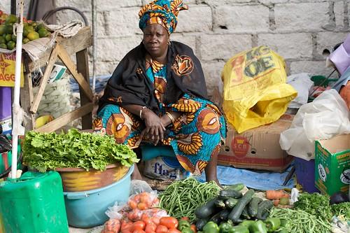 Mbour market