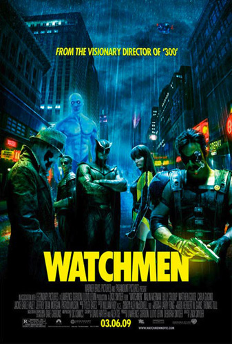 Watchmen Group Poster