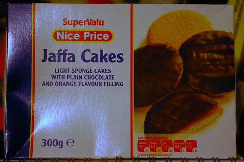 SuperValu Nice Price Jaffa Cakes